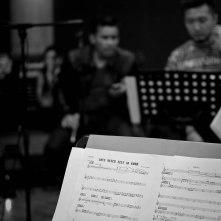 Ricky Lionardi Chamber Orchestra accompanying Mike , Judika, Isyana Sarasvati and Josh Kaufman (The Voice US 2014)