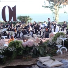 Ricky Lionardi Chamber Orchestra at Wilson Pesik & Vania Larissa Holy Matrimony