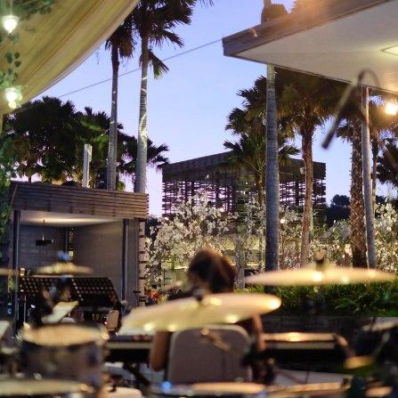 Ricky Lionardi Chamber Orchestra accompanying Mike, Judika, Isyana Sarasvati & Josh Kaufman (The Voice US 2014) in Wilson Pesik & Vania Larissa Wedding Reception